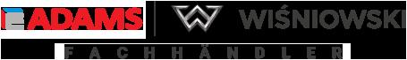 ADAMS | Wiśniowski-Fachhändler - Tore / Fenster / Türen / Zäune - Verkauf | Montage | Service