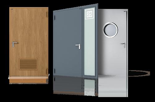 Drzwi stalowe, drzwi płaszczowe, drzwi wewnętrzne Wiśniowski. Adams Salon partnerski Żary