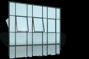 Okna stalowe, okno, stolarka Wiśniowski. Adams Salon partnerski Żary