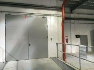 Drzwi wewnętrzne stalowe płaszczowe Wiśniowski | ADAMS | WIŚNIOWSKI Salon Partnerski | Bramy / Okna / Drzwi / Ogrodzenia - Sprzedaż | Montaż | Serwis - Żary, lubuskie