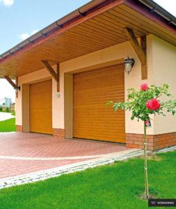 Bramy garażowe, brama roletowa Wiśniowski. Adams Salon partnerski Żary