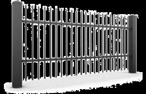 Ogrodzenie posesyjne, segmenty i słupy Wiśniowski. Adams Salon partnerski Żary