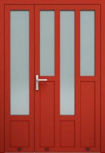 Drzwi aluminiowe, drzwi zewnętrzne, drzwi Plus Line Wiśniowski. Adams Salon partnerski Żary