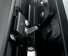 Drzwi aluminiowe, drzwi zewnętrzne, Creo Wiśniowski. Adams Salon partnerski Żary