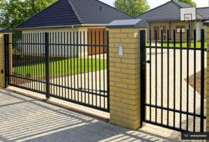 Ogrodzenia posesyjne, ogrodzenie, system Classic Wiśniowski. Adams Salon partnerski Żary
