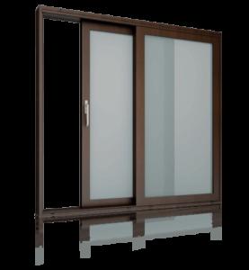 Drzwi tarasowe, drzwi aluminiowe, drzwi Futuro Wiśniowski. Adams Salon partnerski Żary