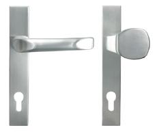 Drzwi stalowe, drzwi profilowe, stolarka Wiśniowski. Adams Salon partnerski Żary