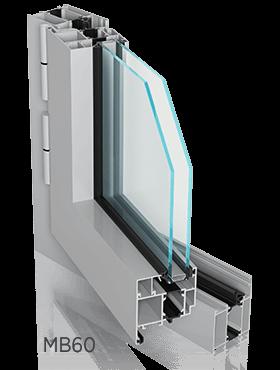 Okna aluminiowe, okna Futuro Wiśniowski. Adams Salon partnerski Żary