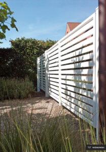 Ogrodzenia posesyjne, ogrodzenie, system Modern Wiśniowski. Adams Salon partnerski Żary