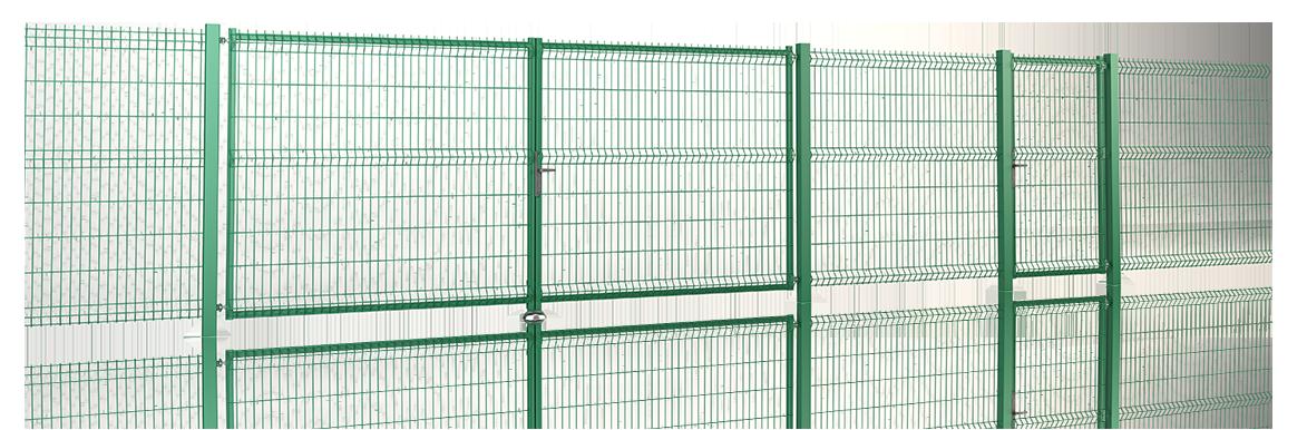 Ogrodzenia przemysłowe, ogrodzenie panelowe Wiśniowski. Adams Salon partnerski Żary