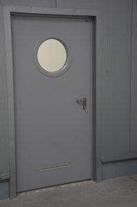 Drzwi płaszczowe, stolarka Wiśniowski. Adams Salon partnerski Żary
