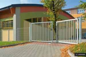 System Bastion, ogrodzenie Wiśniowski. Adams Salon partnerski Żary
