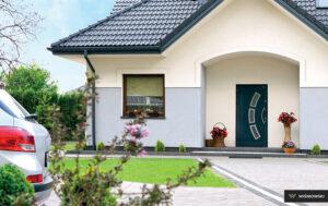 Drzwi zewnętrzne, drzwi aluminiowe, drzwi Deco Wiśniowski. Adams Salon partnerski Żary