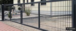 System Gardia, ogrodzenie Wiśniowski. Adams Salon partnerski Żary