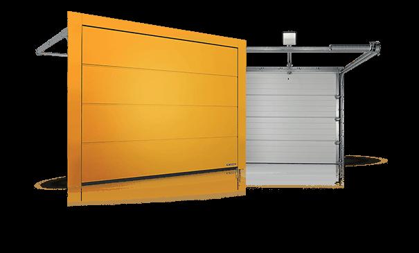 Bramy garażowe, Renosystem, rozwiązania renowacyjne Wiśniowski. Adams Salon partnerski Żary