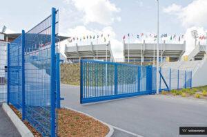 Ogrodzenia sportowe, ogrodzenie Wiśniowski. Adams Salon partnerski Żary