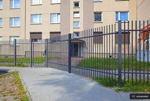 Segmenty przemysłowe, ogrodzenie Wiśniowski. Adams Salon partnerski Żary
