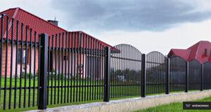 Ogrodzenia posesyjne, system Vario Wiśniowski. Adams Salon partnerski Żary