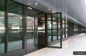 Drzwi stalowe profilowe, drzwi, stolarka Wiśniowski. Adams Salon partnerski Żary