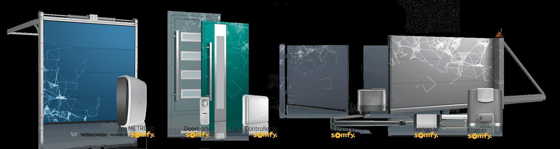 smartConnected, technologie inteligentne Wiśniowski. Adams Salon partnerski Żary