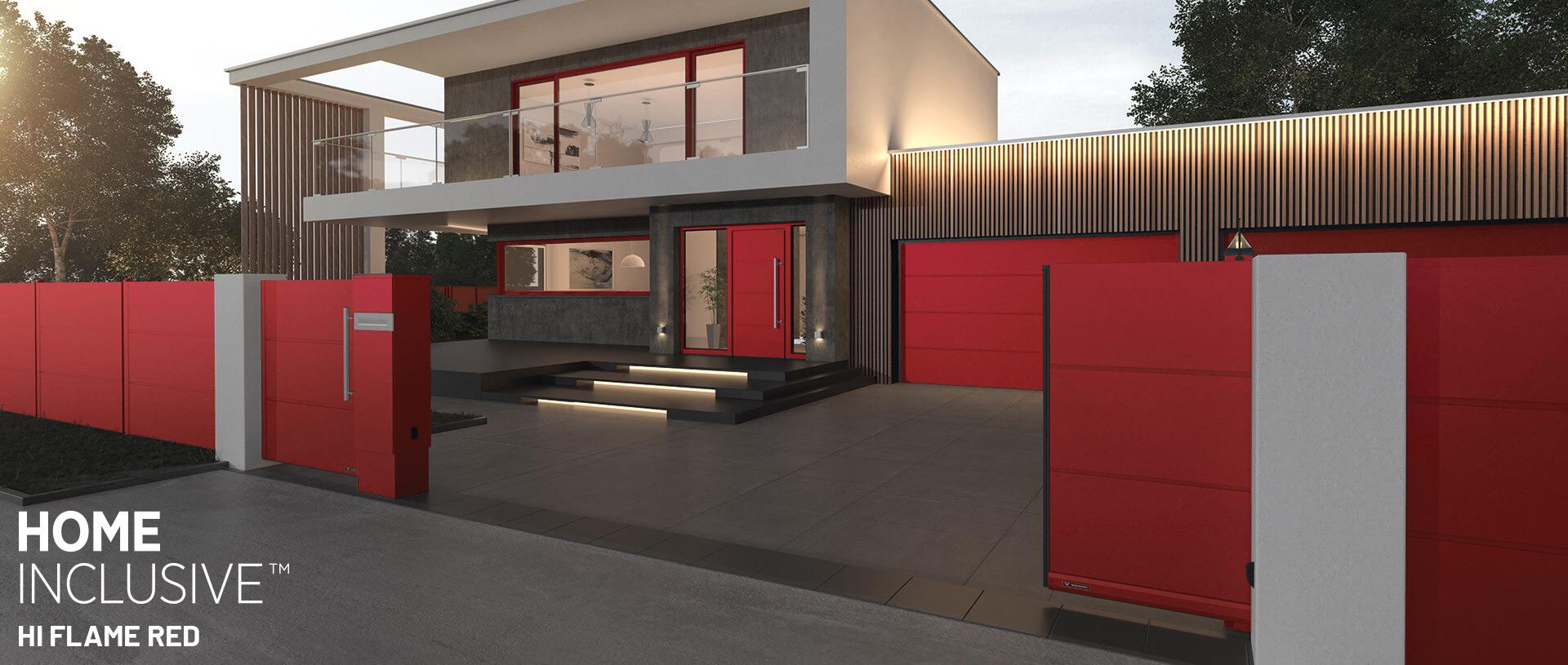 Home Inclusive Hi Flame Red Wiśniowski. Adams Salon partnerski Żary