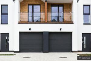 Brama garażowa, drzwi zewnętrzne Wiśniowski. Adams Salon partnerski Żary