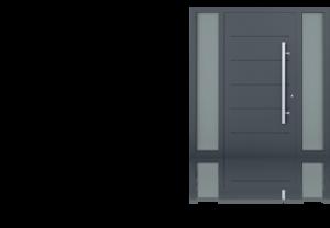 Drzwi zewnętrzne Creo Wiśniowski. Adams Salon partnerski Żary