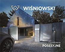 Folder Wiśniowski. Adams Salon partnerski Żary