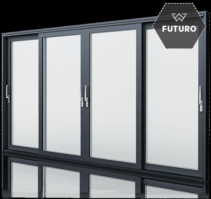Drzwi tarasowe aluminiowe, drzwi Futuro, drzwi Wiśniowski. Adams Salon partnerski Żary